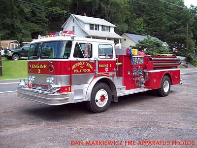 HUNLOCK CREEK VOL. FIRE CO.