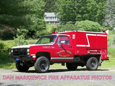 HUNLCOK CREEK VOL. FIRE CO.