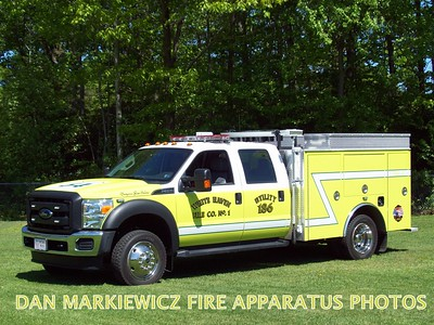 WHITE HAVEN FIRE CO. UTILITY 186 2015 FORD/KME UTILITY