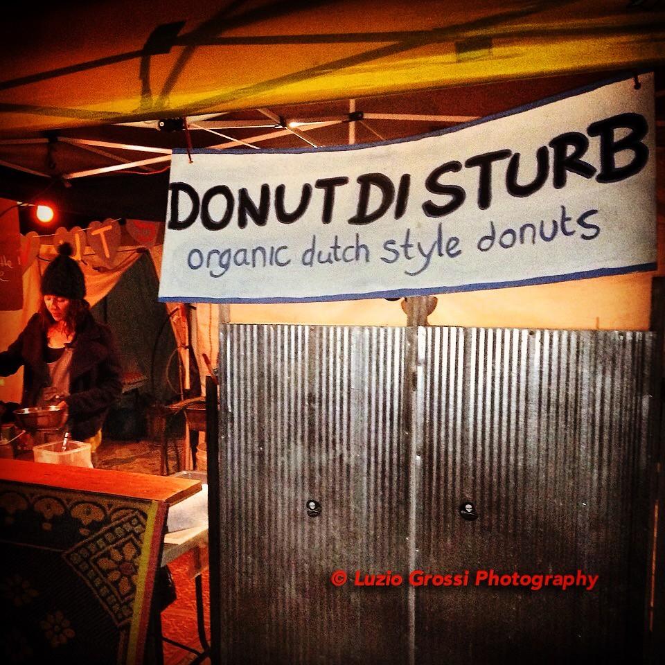 Donut Disturb