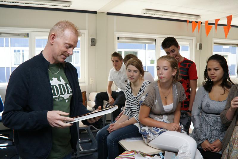 Afscheid Mr. Dentener 23-06-2011