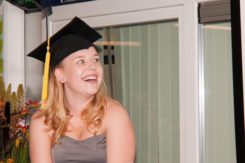 Diploma-uitreiking vwo 06-07-2011