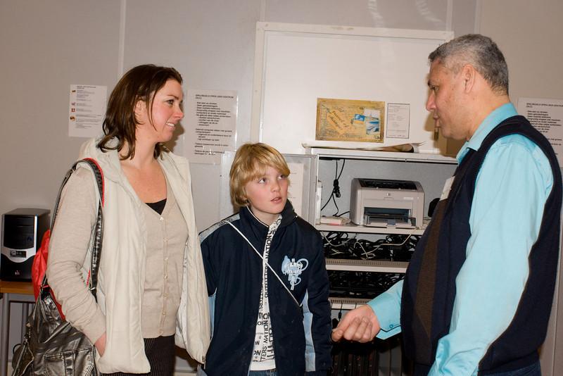 Open dag Lyceum Elst 2009