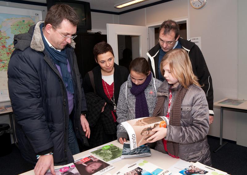 Open dag Lyceum Elst 23-01-2010
