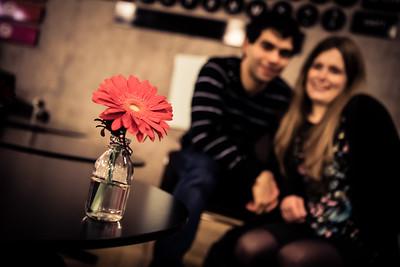 Lydia & Salvo