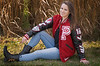Portage High School Senior Photos Lydia