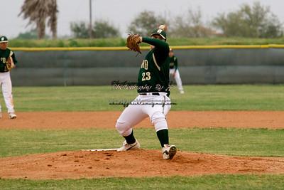 Lyford Baseball at Rio Hondo - 3/17/08