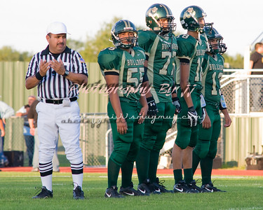 Lyford Football Vs Rio Hondo - 9/7/2007