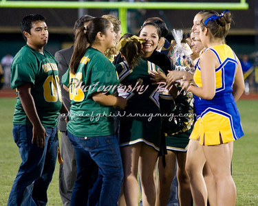 Lyford Football Vs Raymondville - 10/12/07