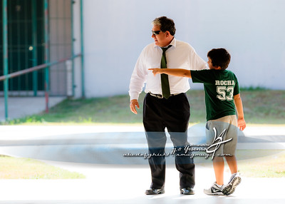 Lyford Football Meet The Bulldogs 2012
