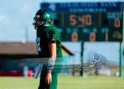 Lyford Football vs Progreso 8/18/12