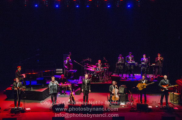 Lyle Lovett and His Large Band at The Capitol Theatre