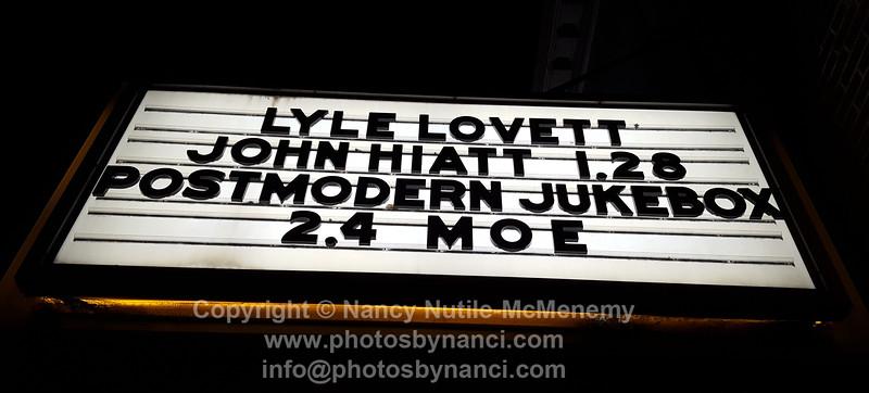 An Evening with Lyle Lovett and John Hiatt