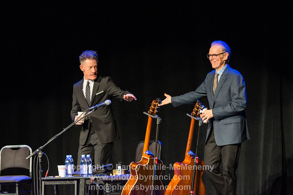 Lyle Lovett and John Hiatt, Lebanon Opera House
