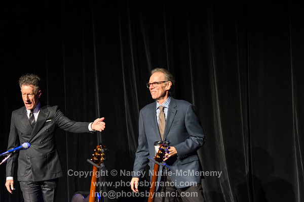 An Evening with Lyle Lovett and John Hiatt