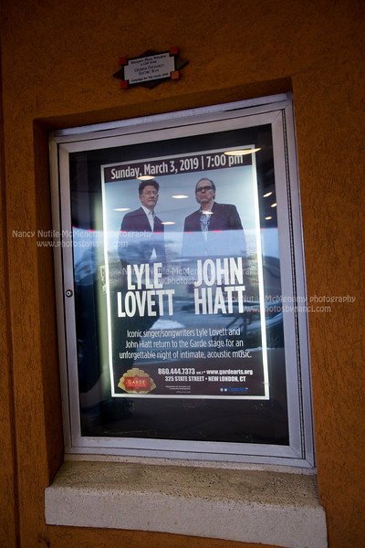 An Acoustic Evening with Lyle Lovett and John Hiatt