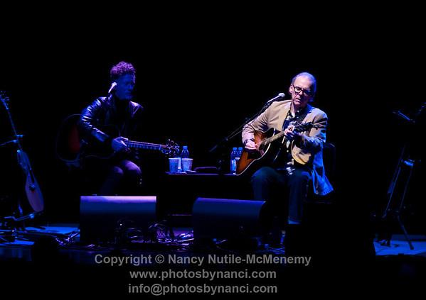 Lyle Lovett and John Hiatt