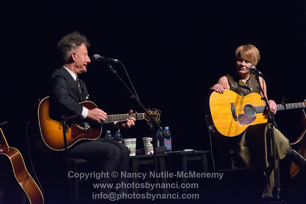 with Shawn Colvin