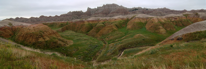 Badlands N P  Panoramic (1)