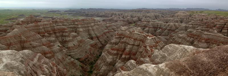 Badlands N P  Panoramic (2)
