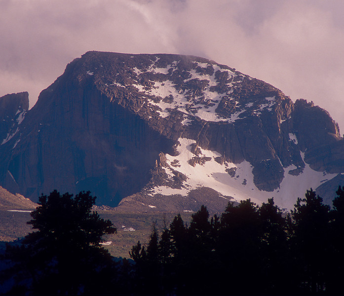 Steep Mountain #001