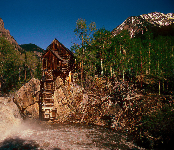 Crystal Mill #015