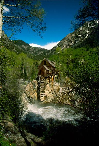 Colorado Crystal Mill-1