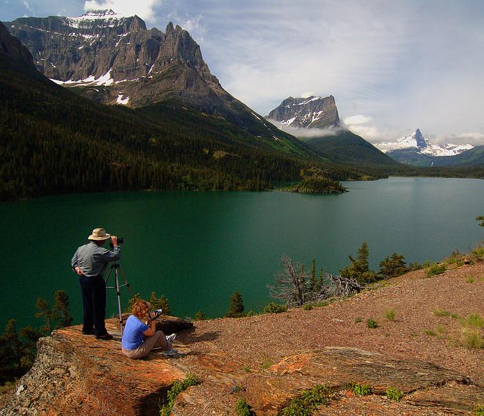 Saint Mary Lake 014