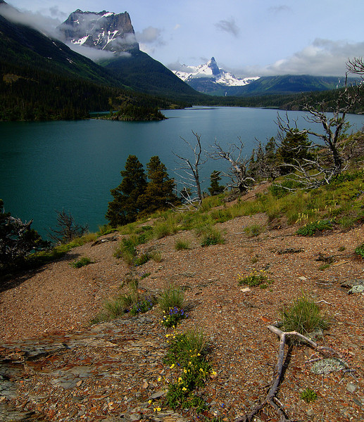 Saint Mary Lake 008