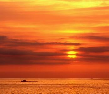 Atlantic Sunrise #003