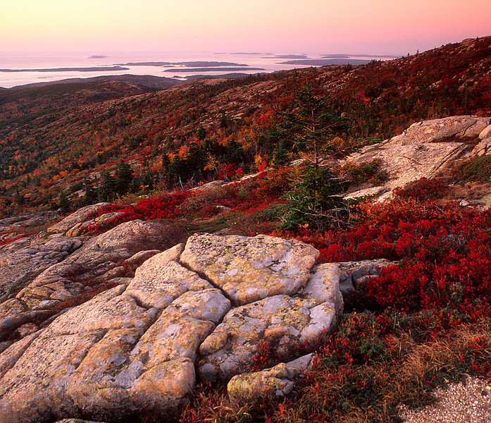 Cadillac Mountain #023