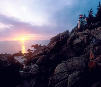 Bass Harbor Light #026
