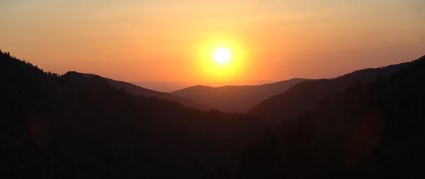 Sunset Morton Overlook Panoramic (1)