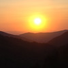 Sunset Morton Overlook Panoramic (1)