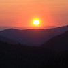 Sunset Morton Overlook Panoramic (3)