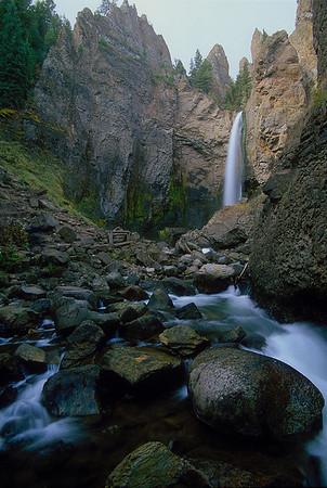 Tower Falls #007
