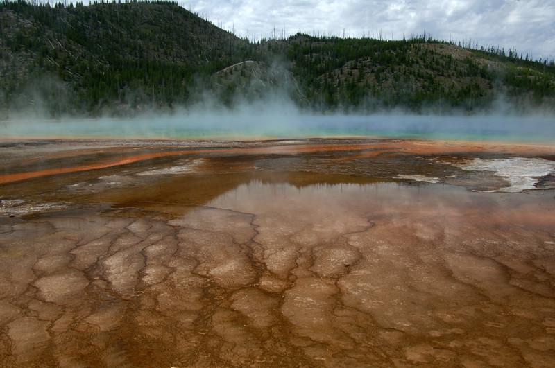 Yellowstone Grand Prismatic Spring (4)