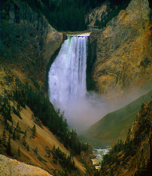 Lower Yellowstone Falls #004