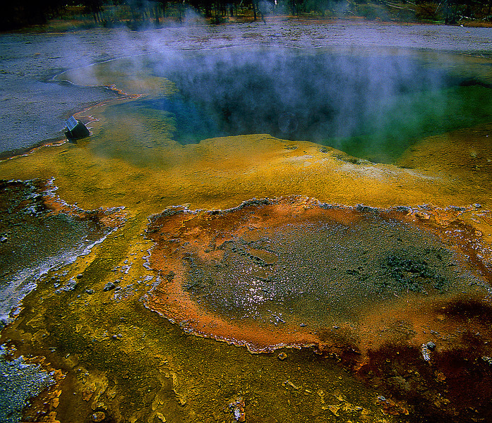 Emerald Pool #005
