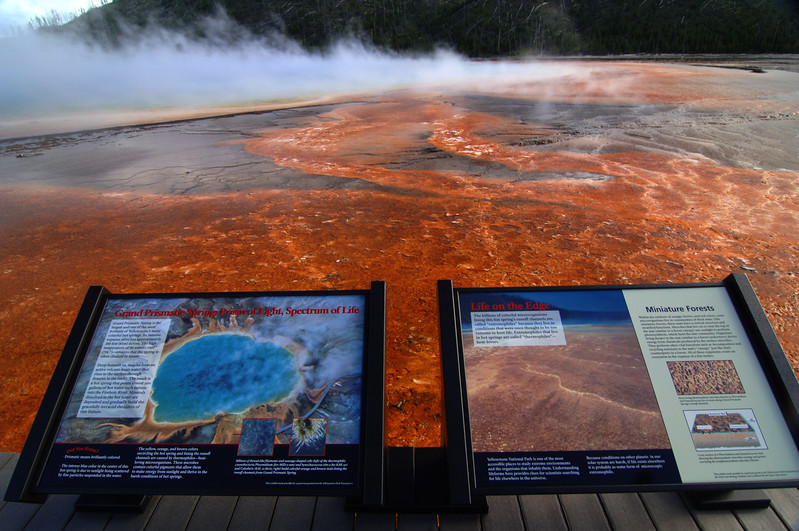 Yellowstone Grand Prismatic Spring (1)