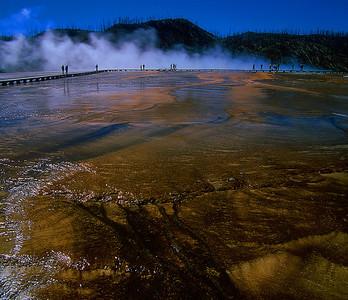Midway Geyser Basin #003