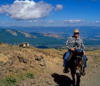 Mt  Washburn (Dad) #002