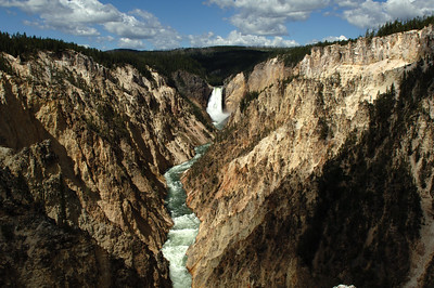 Yellowstone Lower Falls 016