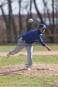 Lyman Memorial High School Baseball vs Coventry (Scrimmage)