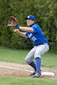 Lyman Memorial High School Baseball vs Wheeler