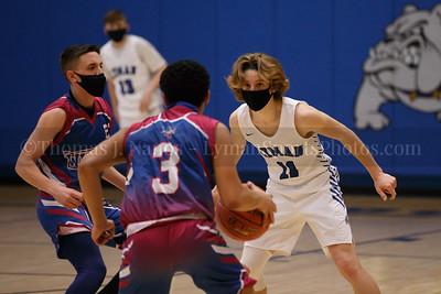 lyman Memorial High School Boys Basketball vs Windham (Junior Varsity)