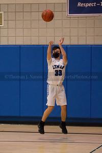lyman Memorial High School Boys Basketball vs Tourtellotte - Senior Night (Junior Varsity)