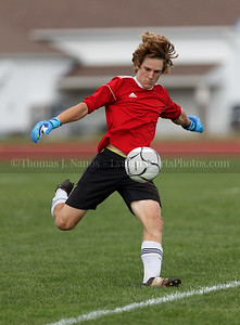 Lyman Memorial High School Boys Soccer vs Killingly