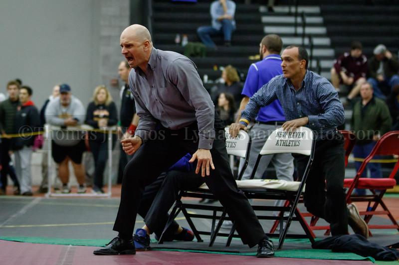 Lyman Memorial High School/Windham Tech Wrestling at CIAC CT Open
