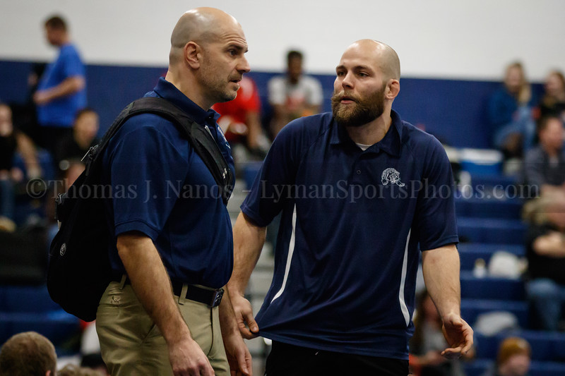 Lyman Memorial High School/Windham Tech Wrestling at Southington Duals